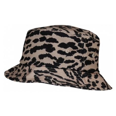 OBJECT Czapka z daszkiem 'Objann Bucket Hat Rep' czarny / brązowy