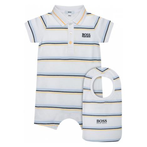 Boss Body dziecięce J98311 Biały Hugo Boss