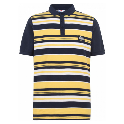 Men's polo Lonsdale Striped