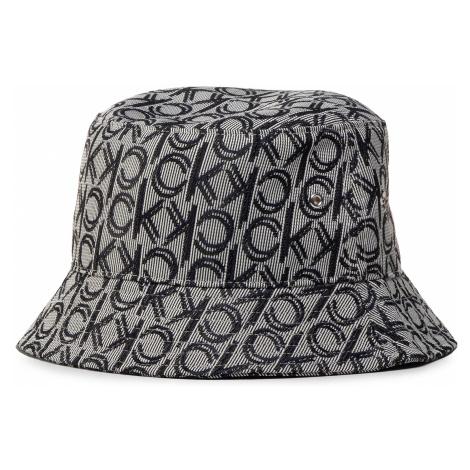 Kapelusz CALVIN KLEIN - Stripe Logo Bucket Hat Jacq K60K6064380 0GZ