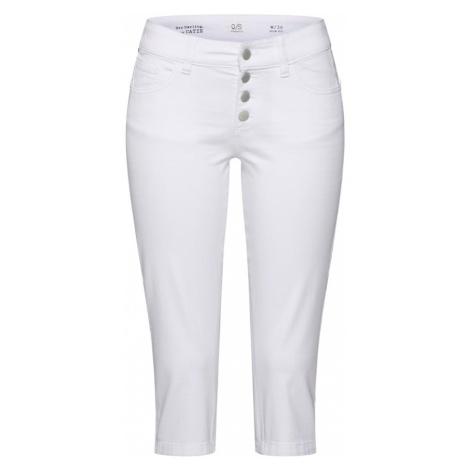 Q/S Designed By Jeansy biały