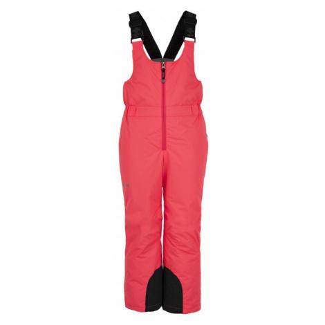 Dziewczyny spodnie narciarskie Fuebo-jg różowy - Kilpi