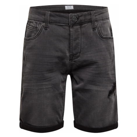 Only & Sons Jeansy 'Ply' szary denim