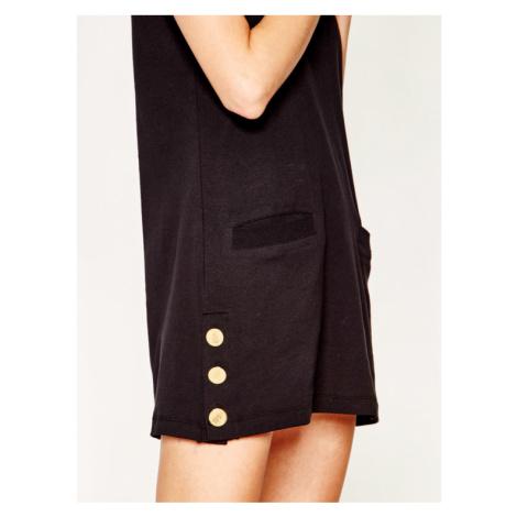 Lauren Ralph Lauren Sukienka plażowa LR8F553E Czarny Regular Fit