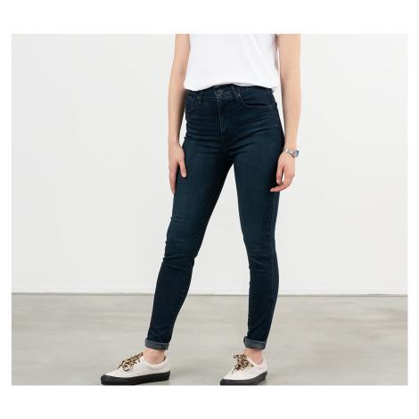 Levi's Mile High Super Skinny Jeans Dark Blue Levi´s