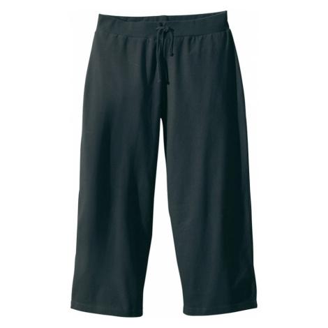 BEACH TIME Spodnie czarny Beachtime