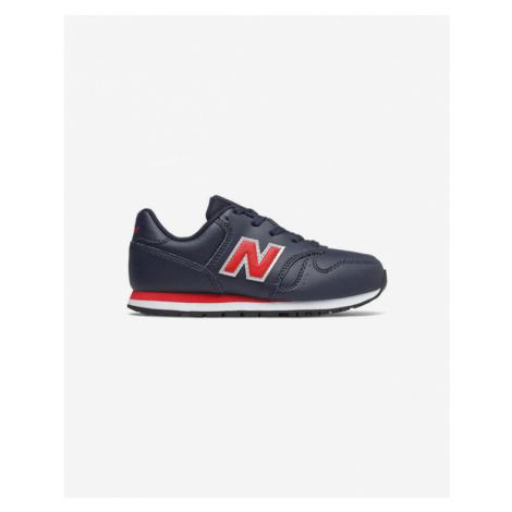 New Balance 373 Tenisówki dziecięce Niebieski