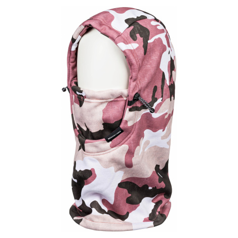kominiarka DC Hoodaclava - MKP6/Dusty Rose Women Vintage Camo