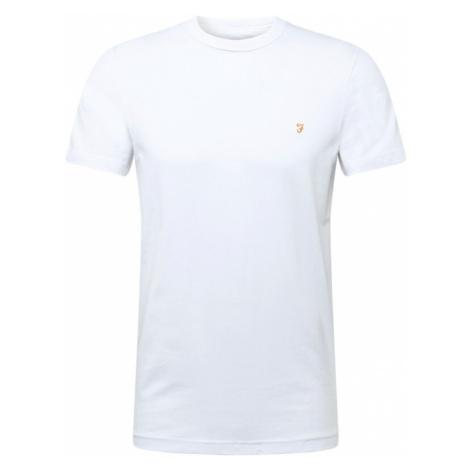 FARAH Koszulka 'Danny' biały