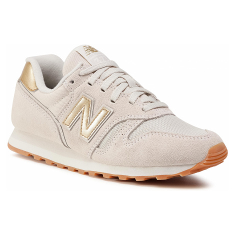 Sneakersy NEW BALANCE - WL373FC2 Beżowy