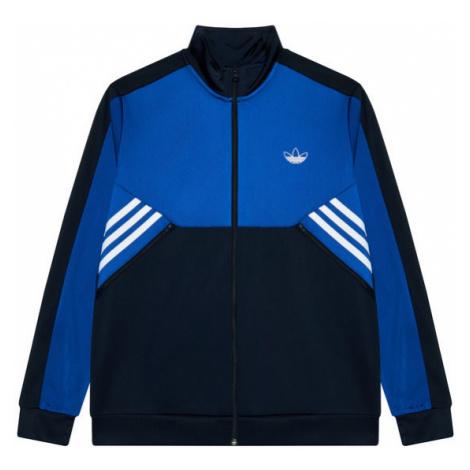 Adidas Bluza Sprt Collection GN2414 Granatowy Regular Fit