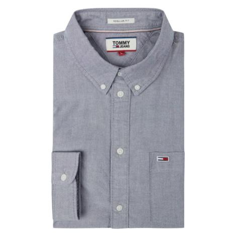 Koszula casualowa o kroju regular fit z bawełny Tommy Hilfiger