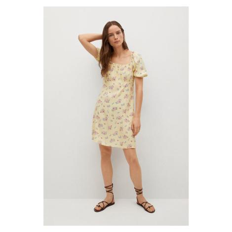 Mango - Sukienka Leti