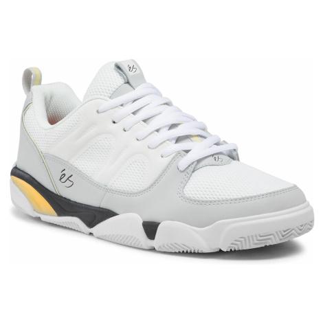 Sneakersy ES - Silo 5101000167375 Grey/Green éS