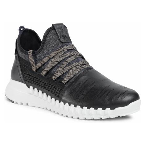 Sneakersy ECCO - Zipflex W 80374301001 Black