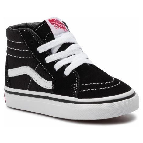 Sneakersy VANS - Sk8-Hi VN0A3TFX6BT1 Black/True White