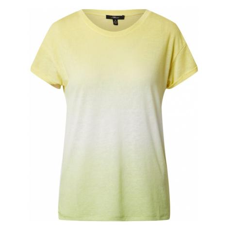 Mavi Koszulka 'TIE DYE' żółty