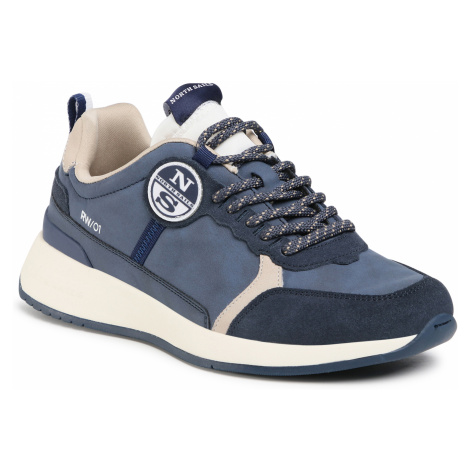 Sneakersy NORTH SAILS - RW-01 Base -028 Navy