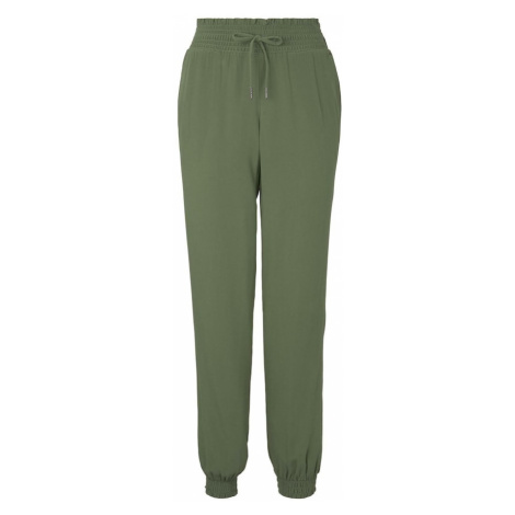 TOM TAILOR DENIM Spodnie zielony