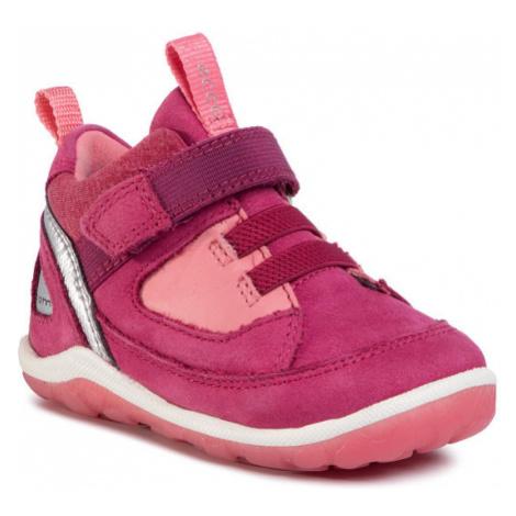 ECCO Sneakersy Biom Mini Shoe 75392151797 Różowy