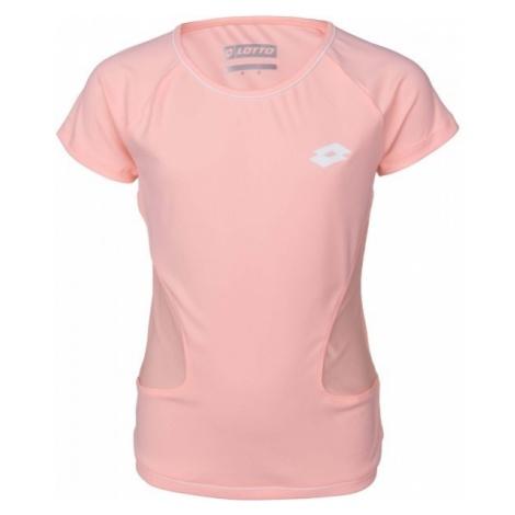 Lotto SHELA IV TEE G - Koszulka sportowa dziewczęca