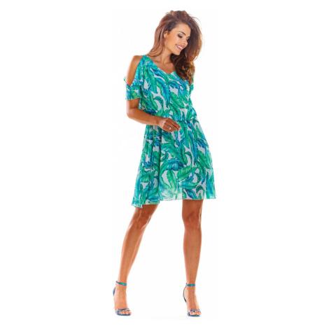 Women's dress  Awama A295