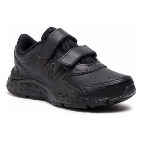 New Balance Sneakersy YU680BB Czarny