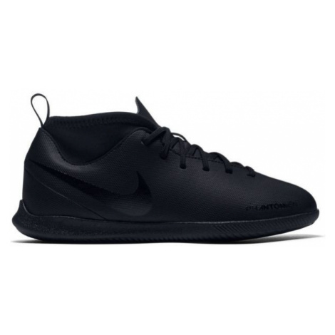 Nike JR PHANTOM VSN CLUB IC czarny 5.5Y - Obuwie piłkarskie halowe juniorskie