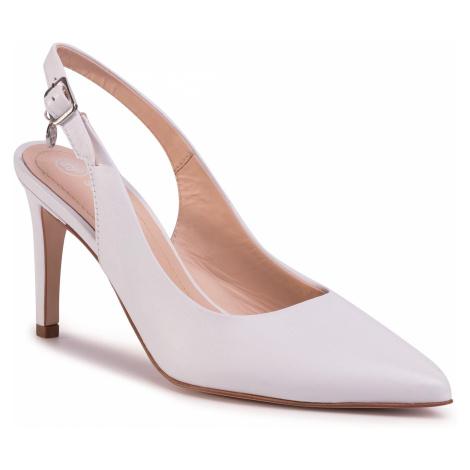 Sandały SOLO FEMME - 75414-88-H52/000-05-00 Biały
