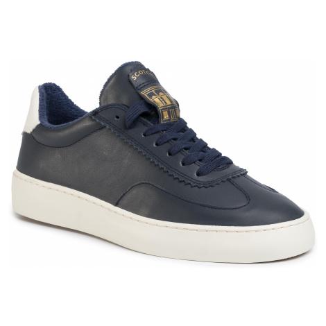 Sneakersy SCOTCH & SODA - Plakka 20831613 Marine S69