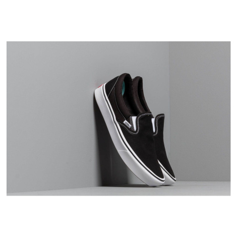 Vans ComfyCush Slip-On (Classic) Black/ True White