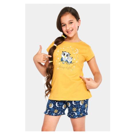 Dziewczęca piżama Owls Cornette