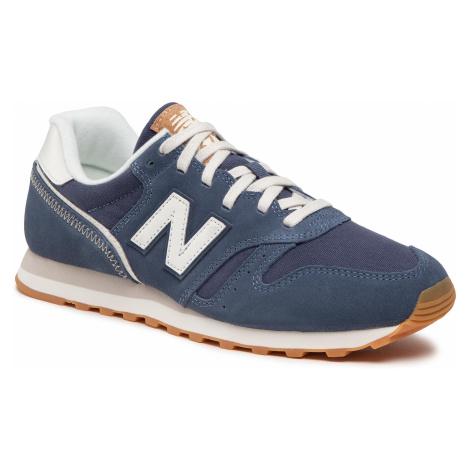 Sneakersy NEW BALANCE - ML373SN2 Niebieski