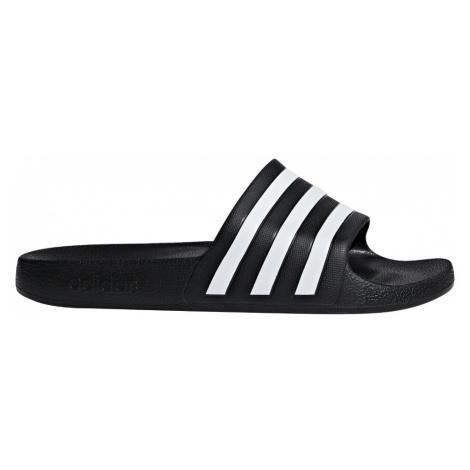Klapki adidas Adilette Aqua Slide Biało-Czarne