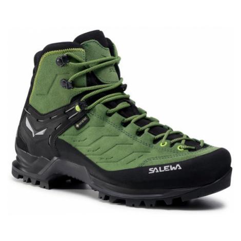 Salewa Trekkingi Mtn Trainer Mid Gtx GORE-TEX 63458-5949 Zielony