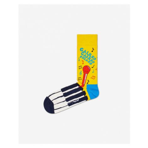 Happy Socks Bohemian Rhapsody Skarpetki Żółty