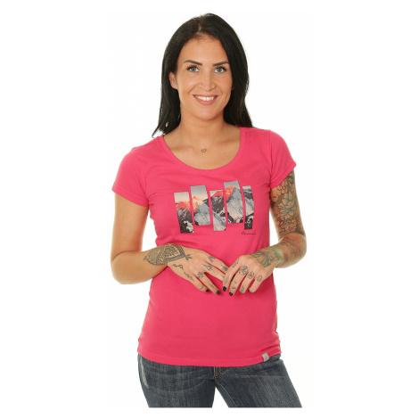 T-shirt Hannah Armela - Rouge Red