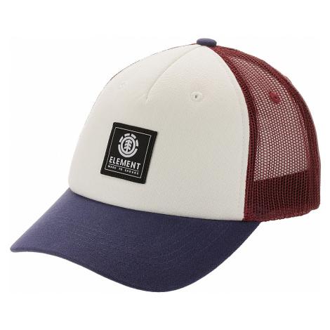 czapka z daszkiem Element Icon Mesh - Oxblood Red