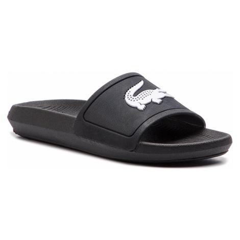 Klapki LACOSTE - Croco Slide 119 3 Cfa 7-37CFA0005312 Black/White