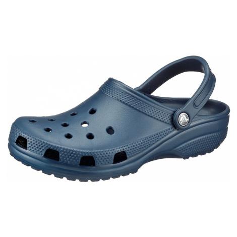 Crocs Chodaki niebieski