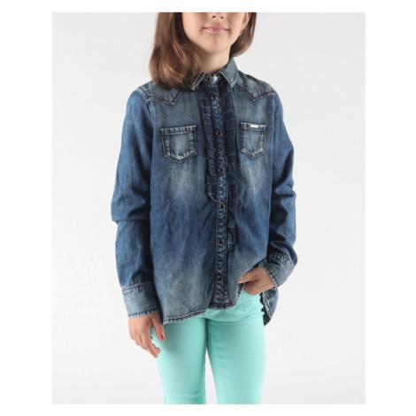 Diesel Cosima Koszula dziecięca Niebieski