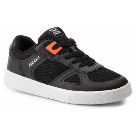 Sneakersy GEOX - J Kommodor B. B J925PB 01454 C9999 D Black