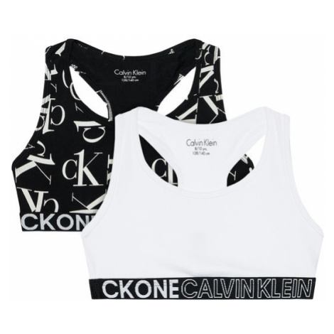 Calvin Klein Underwear Komplet 2 biustonoszy G80G800432 Kolorowy