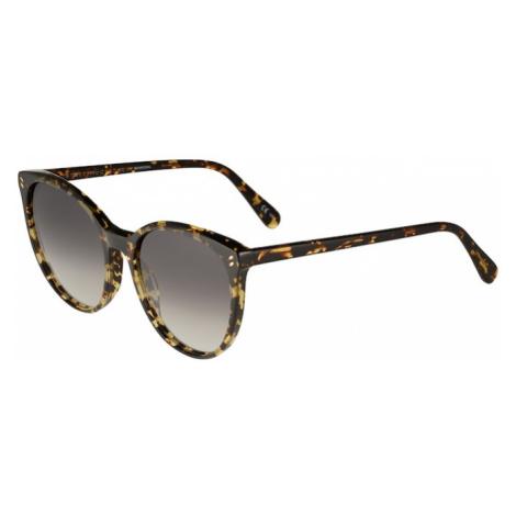Stella McCartney Okulary przeciwsłoneczne 'SC0086S 56' szary / brązowy