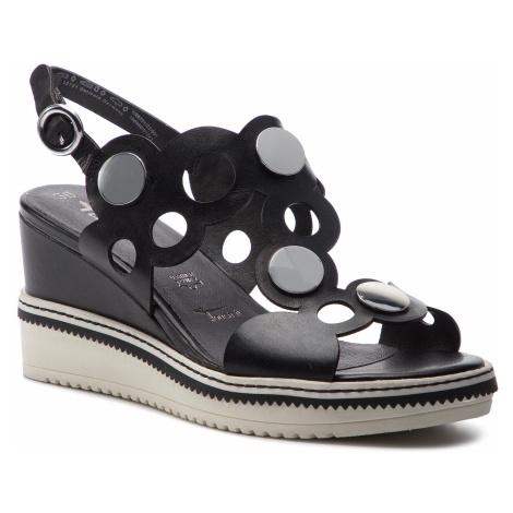 Sandały TAMARIS - 1-28351-22 Black 001