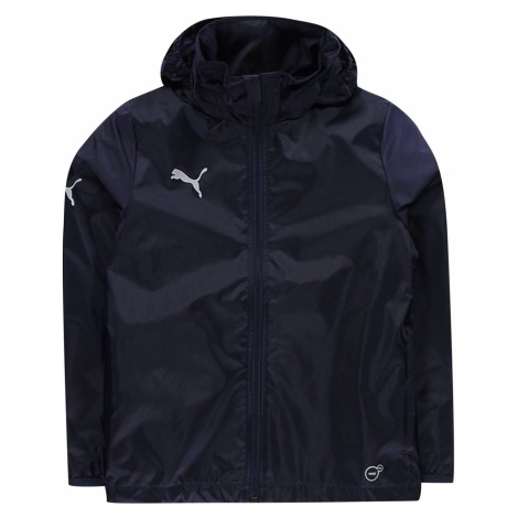 Puma Essentials Core Rain Jacket Junior Boys