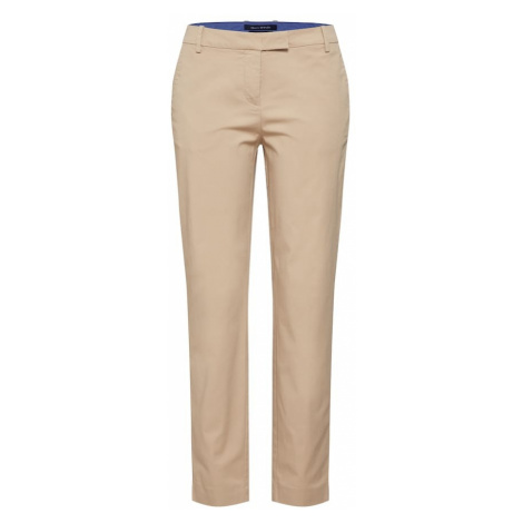 Marc O'Polo Spodnie 'Torne Tailored' jasny beż