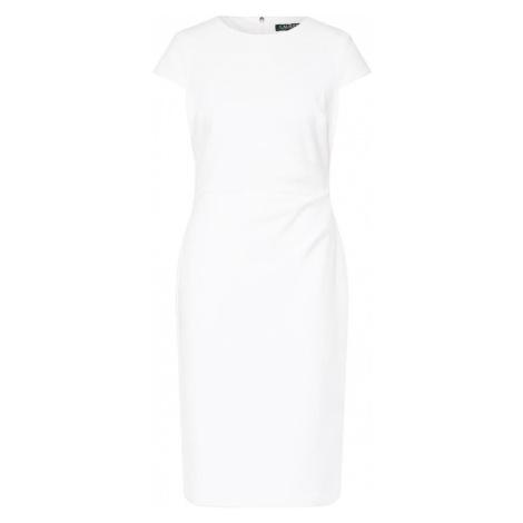 Lauren Ralph Lauren Sukienka biały
