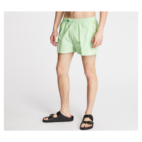 FILA Sho Swim Shorts Green Ash