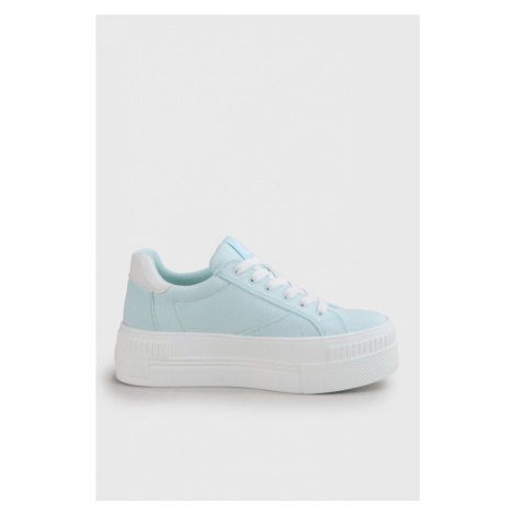 Buty Buffalo Sneakersy 1630478-Mint Mint